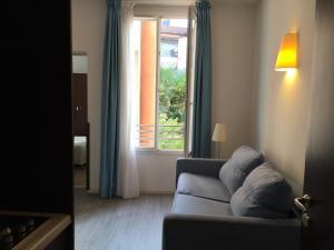 Appart'hôtel Saint Jean, Apartmanhotelek  Lourdes - big - 20