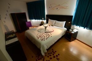 Benidorm Hotel, Szállodák  Manizales - big - 26