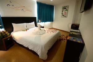 Benidorm Hotel, Szállodák  Manizales - big - 43