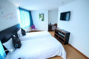 Benidorm Hotel, Szállodák  Manizales - big - 31