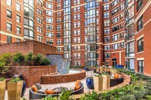 M Street Apartment by Stay Alfred, Апартаменты  Вашингтон - big - 13