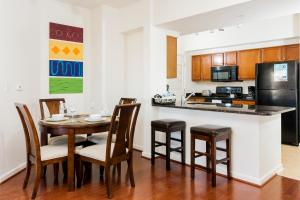 M Street Apartment by Stay Alfred, Апартаменты  Вашингтон - big - 6