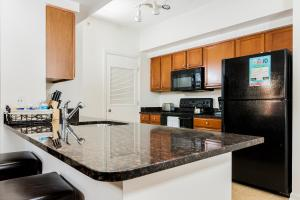 M Street Apartment by Stay Alfred, Апартаменты  Вашингтон - big - 2
