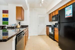 M Street Apartment by Stay Alfred, Апартаменты  Вашингтон - big - 38