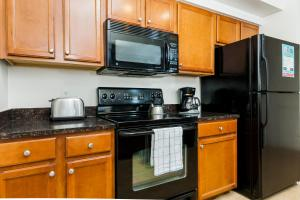 M Street Apartment by Stay Alfred, Апартаменты  Вашингтон - big - 27