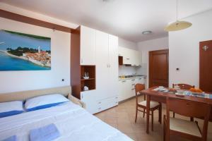 Apartments Al Porto, Apartmanok  Novigrad (Isztria) - big - 7