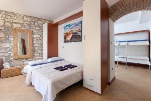 Apartments Al Porto, Apartmanok  Novigrad (Isztria) - big - 9