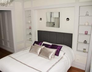 A hotel villa louis victor bed breakfast dizy francia