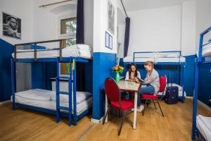 Comfort Bed in 6-Bed Dormitory Room