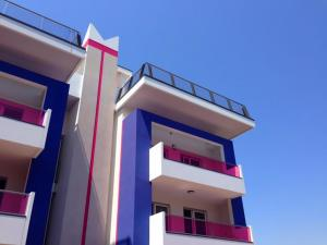 Residence Villa Regina, Apartmány  Bibione - big - 10