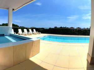 Residence Villa Regina, Apartmány  Bibione - big - 13