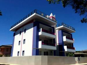 Residence Villa Regina, Apartmány  Bibione - big - 1