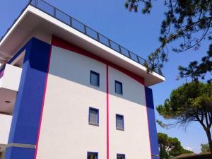 Residence Villa Regina, Apartmány  Bibione - big - 9