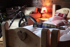 Alpin Park, Bed & Breakfast  Sappada - big - 40