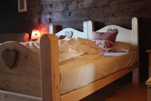 Alpin Park, Bed & Breakfast  Sappada - big - 41