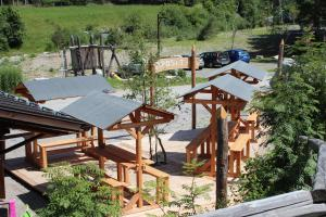 Alpin Park, Bed & Breakfast  Sappada - big - 42