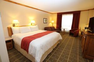 Rom Business med king-size-seng
