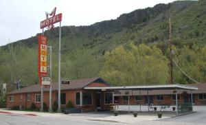 Lava Spa Motel & RV, Motel  Lava Hot Springs - big - 1
