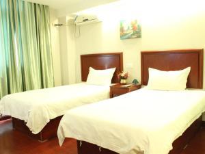 GreenTree Inn HaiNan HaiKou HaiNan College of Vocation and Technique JinNiu Road Business Hotel, Hotel  Haikou - big - 1