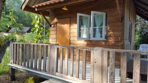 ChiangDao Country Retreat, Resorts  Chiang Dao - big - 23