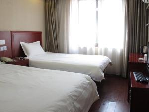 GreenTree Alliance Hainan Haikou Wuzhishan Road Hotel, Hotel  Haikou - big - 7