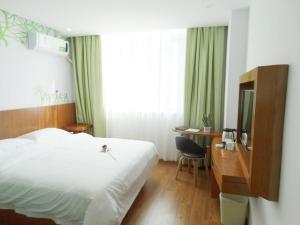 Vatica Jiangsu Lianyungang Haizhou District Government Zhongyin Mingdu Hotel, Hotels  Lianyungang - big - 5