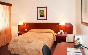 Hotel Marcella Clase Ejecutiva, Hotely  Morelia - big - 12