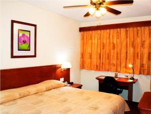 Hotel Marcella Clase Ejecutiva, Hotely  Morelia - big - 10