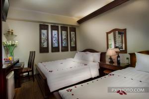 Luminous Viet Hotel, Отели  Ханой - big - 18