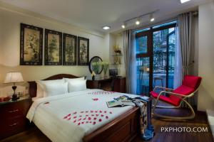 Luminous Viet Hotel, Отели  Ханой - big - 12