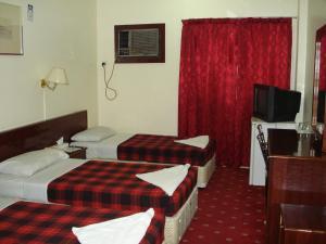 Spectrum Hotel, Szállodák  Dubaj - big - 4