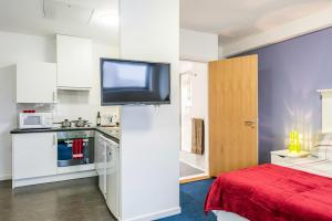 Destiny Student – Shrubhill (Campus Accommodation), Ostelli  Edimburgo - big - 3