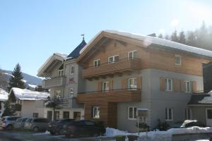 Almliesl SAAB-023, Apartmanok  Saalbach Hinterglemm - big - 1