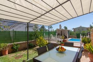 Goleta, Apartmanházak  Playa de Muro - big - 11