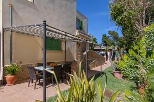 Goleta, Apartmanházak  Playa de Muro - big - 9