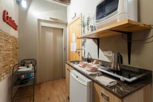 AinB Picasso-Corders Apartments, Апартаменты  Барселона - big - 49