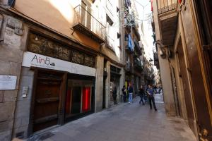 AinB Picasso-Corders Apartments, Апартаменты  Барселона - big - 32