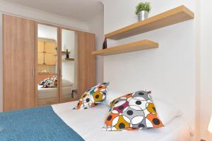 Kings Cross Superior Niké Apartment, Ferienwohnungen  London - big - 25