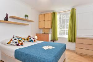 Kings Cross Superior Niké Apartment, Ferienwohnungen  London - big - 7