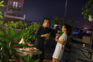 Luminous Viet Hotel, Hotely  Hanoj - big - 52
