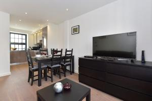 Kings Cross Superior Niké Apartment, Ferienwohnungen  London - big - 8