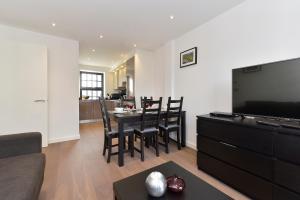 Kings Cross Superior Niké Apartment, Ferienwohnungen  London - big - 39
