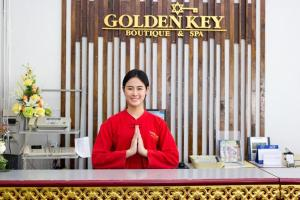 Golden Key Boutique Hotel, Hotel  Chiang Mai - big - 79
