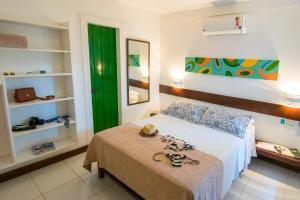 Chez Pitu Praia Hotel, Отели  Бузиус - big - 40
