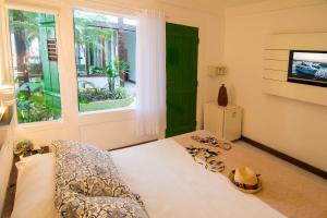 Chez Pitu Praia Hotel, Отели  Бузиус - big - 39