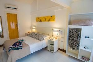 Chez Pitu Praia Hotel, Отели  Бузиус - big - 37