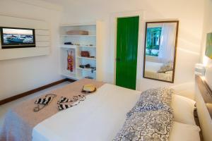 Chez Pitu Praia Hotel, Отели  Бузиус - big - 36