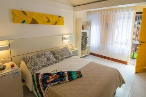 Chez Pitu Praia Hotel, Отели  Бузиус - big - 35
