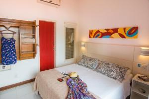 Chez Pitu Praia Hotel, Отели  Бузиус - big - 34