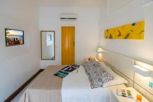 Chez Pitu Praia Hotel, Отели  Бузиус - big - 33